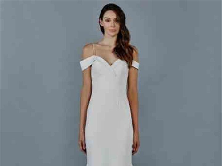 Tmx 1531776506 44ab81ee6dcbd77a 1531776505 5ee1acbf24993672 1531776503427 12 Knot KF 12 New York, NY wedding dress