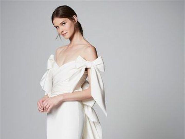 Tmx 1531776514 86585882b645d556 1531776511 6e3d87ad2b4a14e2 1531776503526 60 Knot Marchesa 0 New York, NY wedding dress