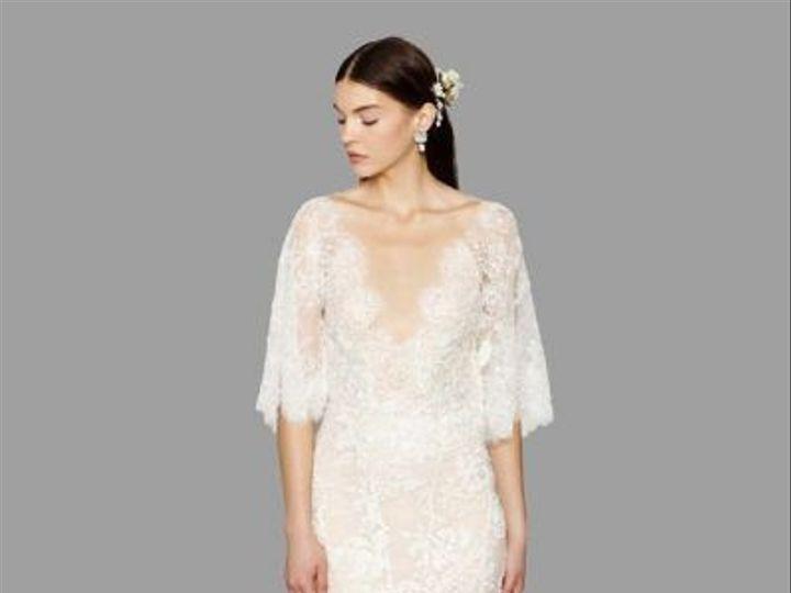 Tmx 1531776516 D1237f6ffcb5a2ff 1531776511 0ad75c4890024f2b 1531776503529 62 Knot Marchesa 2 New York, NY wedding dress