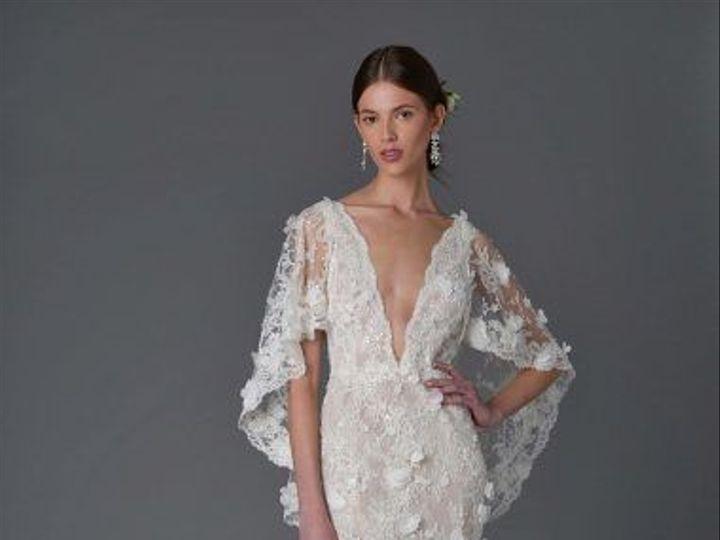Tmx 1531776518 0f34af859a995cff 1531776512 9a279990c704f049 1531776503544 70 Knot Marchesa Daf New York, NY wedding dress