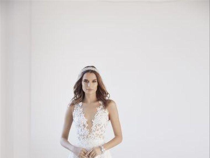 Tmx 1531776519 E6a494953d4b6044 1531776513 809ac88d05db7d01 1531776503555 76 Knot SH Divinity2 New York, NY wedding dress