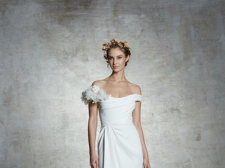 Tmx 1538070564 F6f369549c08fcd7 1538070563 223d03d468bfb5ad 1538070563463 2 B19800 HAVEN New York, NY wedding dress