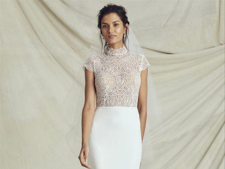 Tmx Adair 1 Kf Fall 2019 Cut 51 78653 New York, NY wedding dress