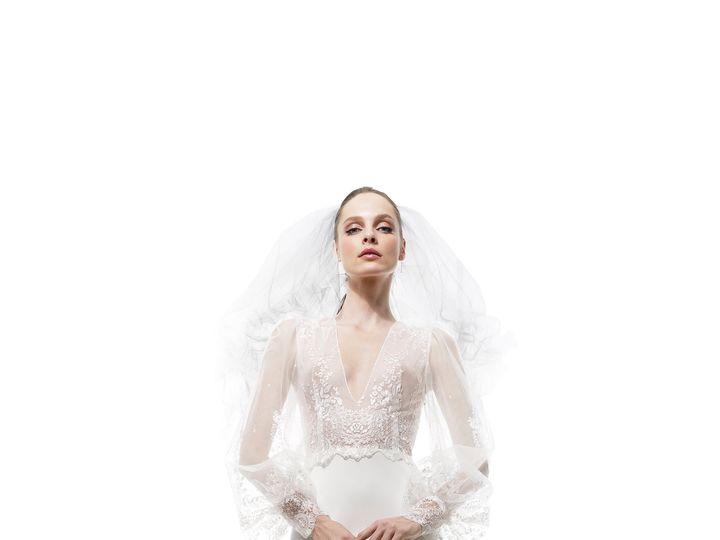 Tmx Chantal 51 78653 1568221758 New York, NY wedding dress