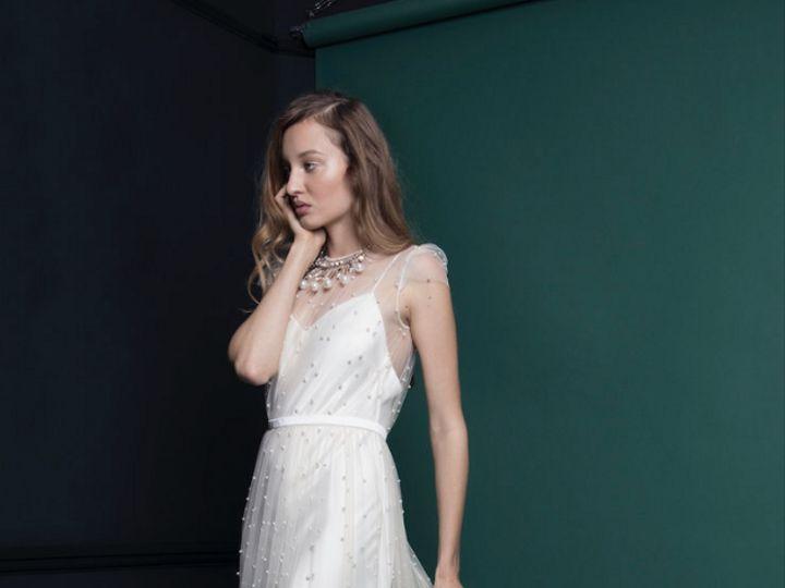 Tmx Hpl Pearl 51 78653 New York, NY wedding dress