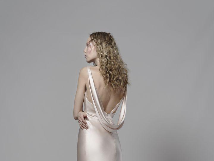 Tmx Phoebe Back 51 78653 New York, NY wedding dress