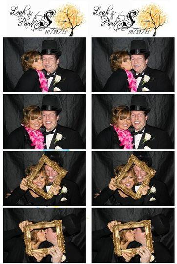 photo booth wedding sample 2