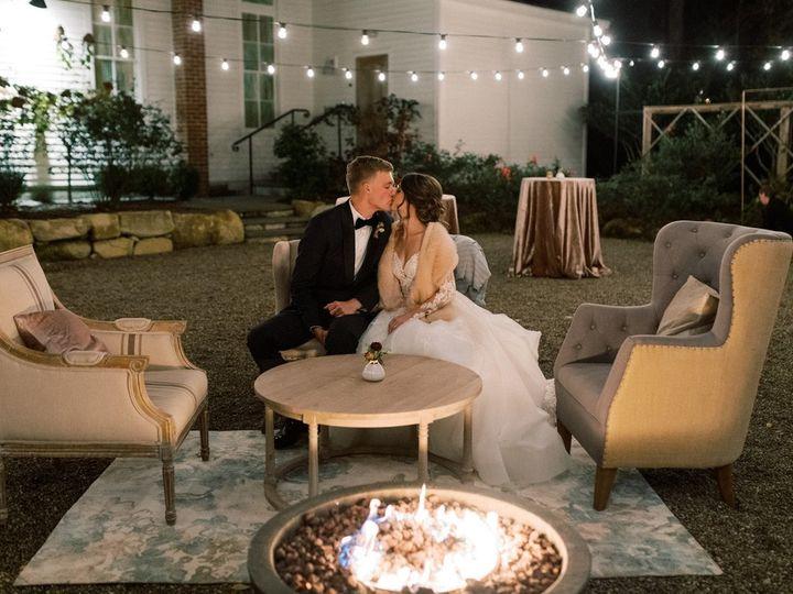 Tmx Couple Arlour Courtyard Lounge Area 2 51 788653 1560358851 Chapel Hill, NC wedding venue