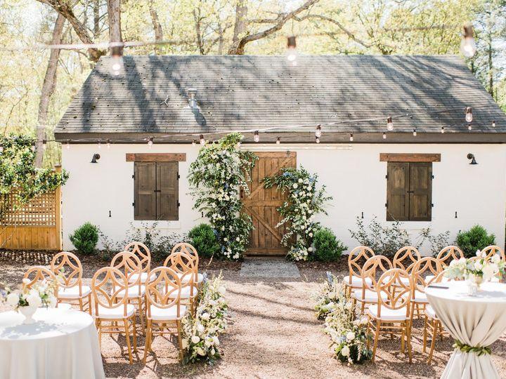 Tmx The Parlour Ceremony Courtyard 51 788653 1560358960 Chapel Hill, NC wedding venue