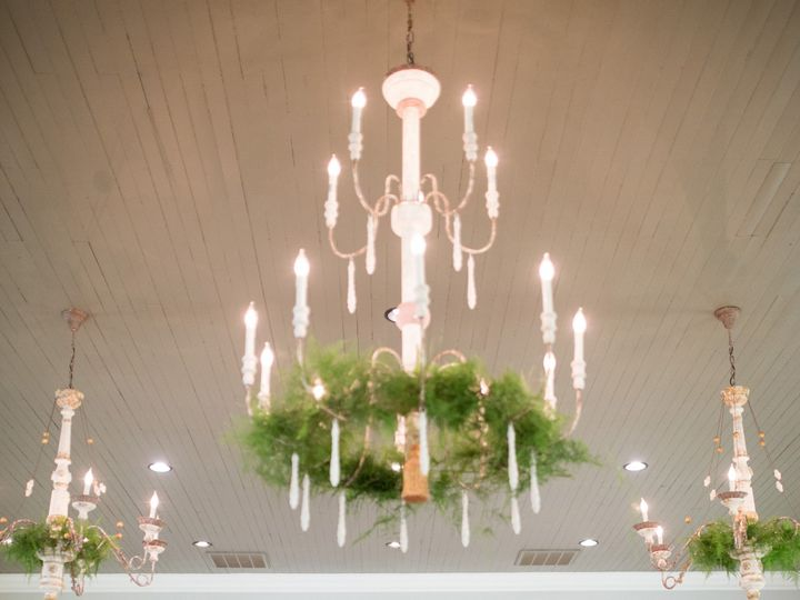 Tmx The Parlour Ceremony Wall 2 51 788653 1560358879 Chapel Hill, NC wedding venue
