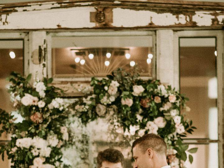 Tmx The Parlour Ceremony Wall 51 788653 1560358985 Chapel Hill, NC wedding venue