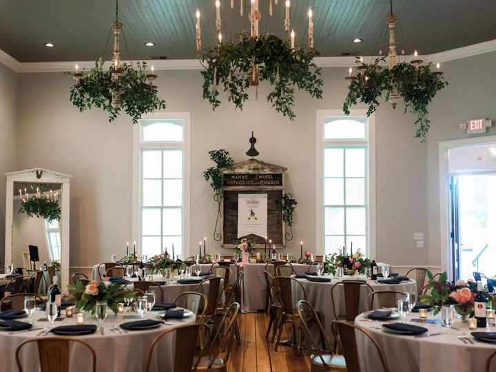 Tmx The Parlour Chapel Reception 51 788653 1560358978 Chapel Hill, NC wedding venue