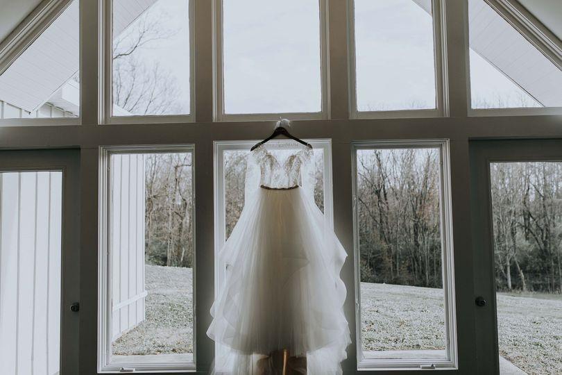 Wedding dress | Lauren Klusman Photo