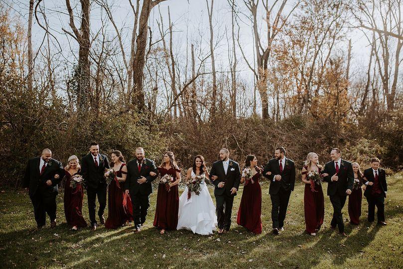 Wedding Party   Reagan Allen