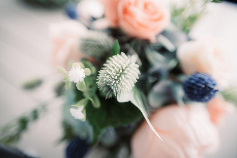 Beautiful floral details