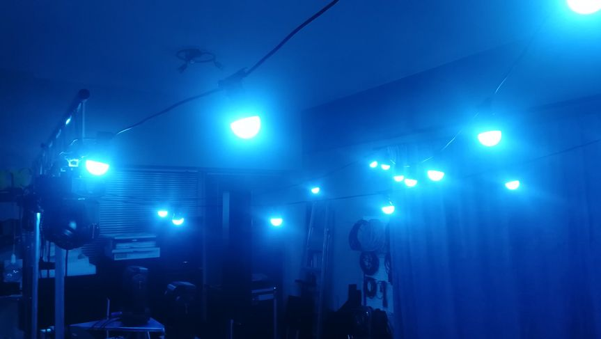 LED Strand lights