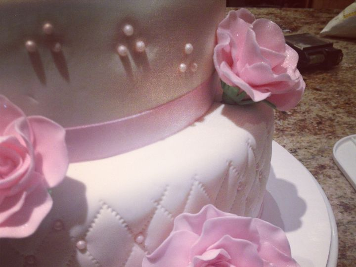 Tmx 1375640277695 Img3536 North Bergen wedding cake