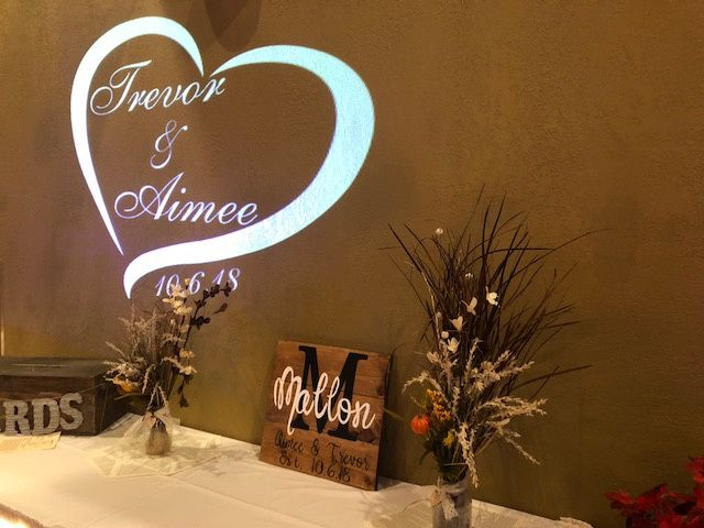 Name in Lights Monograms