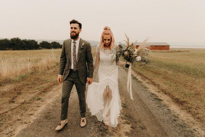 Seattle washington wedding