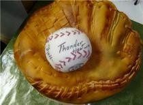 We create every cake imaginable from extreme wedding designs to sculptures. This glove had the...