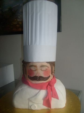 Unique grooms cakes are just one of our specialties. The groom at this wedding was a culinary...