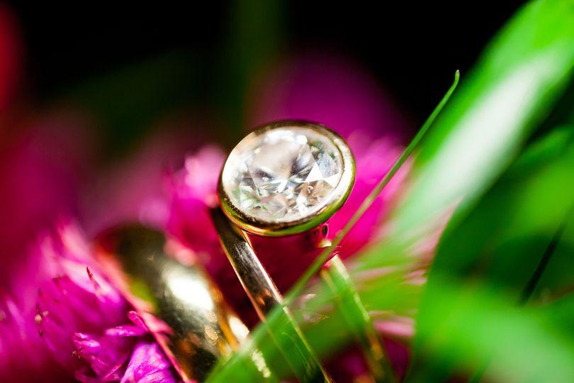 Wedding ring color rush