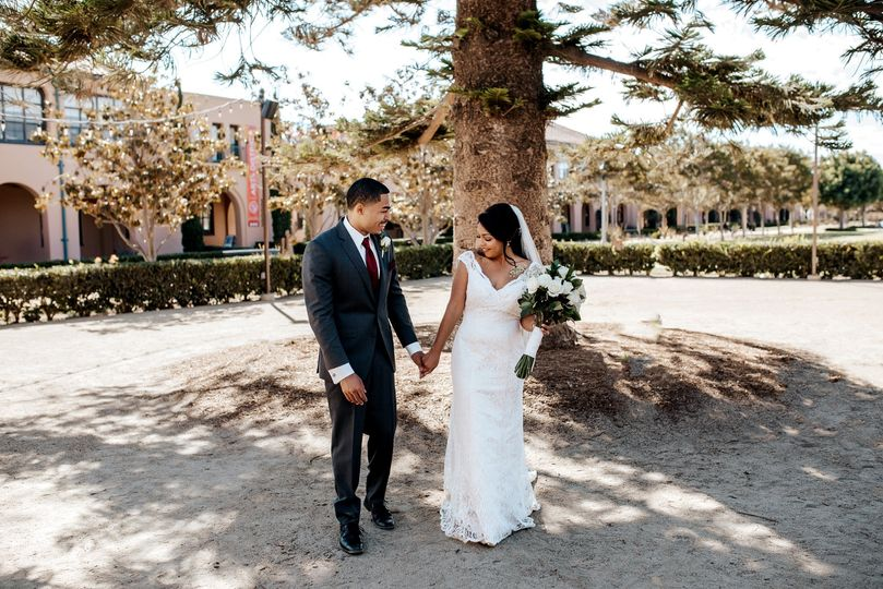 Brunch wedding love