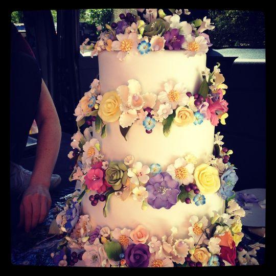 The Sweet Peace - Wedding Cake - Lynbrook, NY - WeddingWire