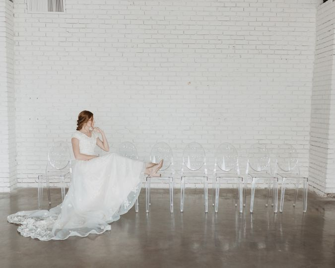 Great for Bridals + Shoots