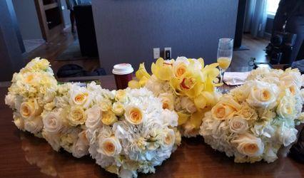 Dreamscapes Wedding Floral Designs