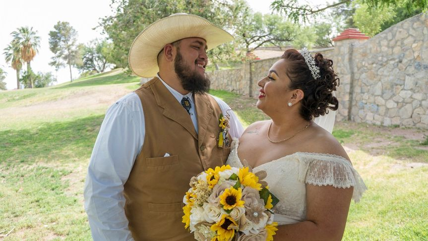Country-style wedding