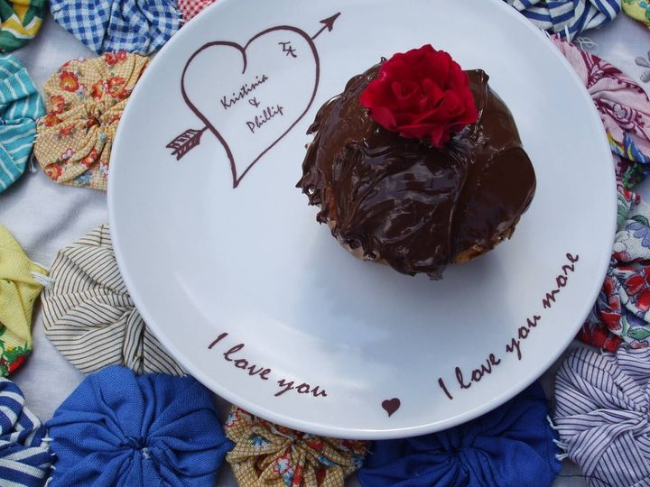 Tmx 1474835288582 Sweetheart Single Dessert Plate Close Up Ithaca, NY wedding planner