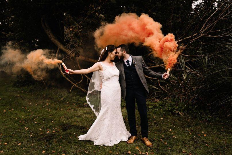 Wedding photographer