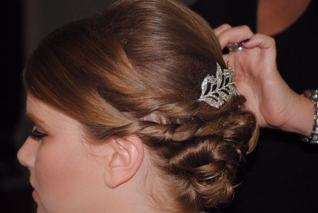 On site Bridal hair and makeup