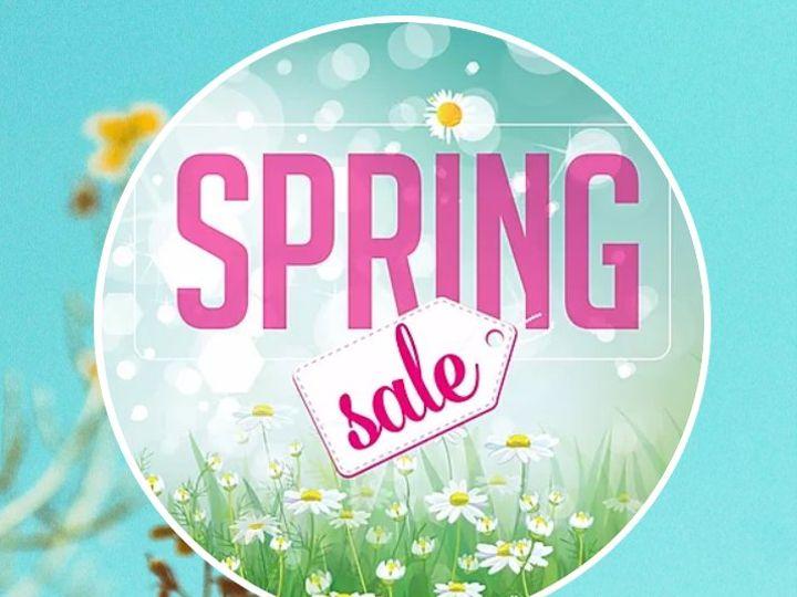 Tmx Spring Sale 51 1885753 158411745143675 Portland, OR wedding beauty