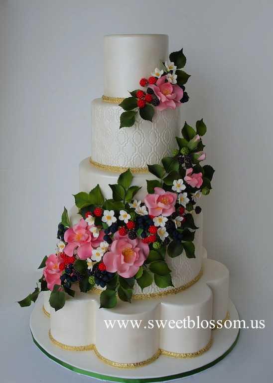 Sweet Blossom Cakes