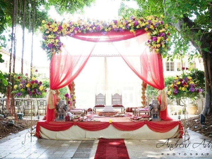 Tmx 1383748541807 Traditionalindianoutdooraddisonceremon Boca Raton, Florida wedding venue