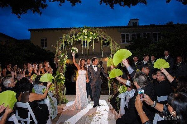 Tmx 1391461225310 Mcgreevypeek Prievo Ceremonyarchbridegroomaddiso Boca Raton, Florida wedding venue