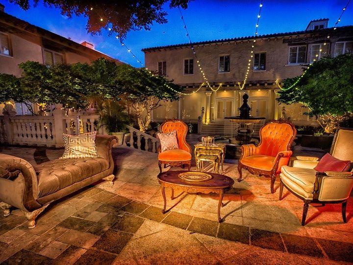 Tmx 1428520908358 Courtyard   Refinery Vintage Donated Antique Set Boca Raton, Florida wedding venue