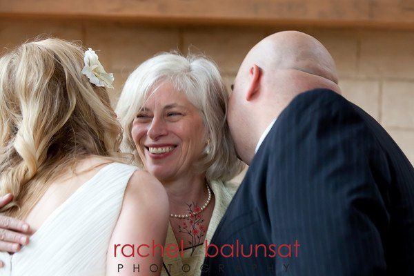 The caring officiant