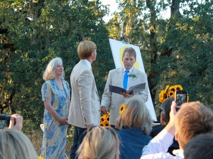 Tmx 1351789853337 LewisGregwedding Petaluma, California wedding officiant