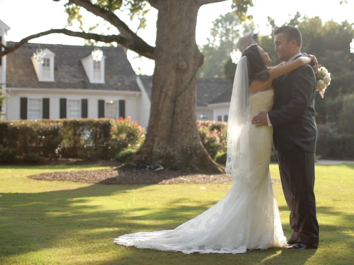 Tmx 1467219128518 George And Beth Magic Hourwed Wire Raleigh wedding videography
