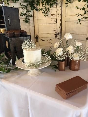 Cute Cake Setting