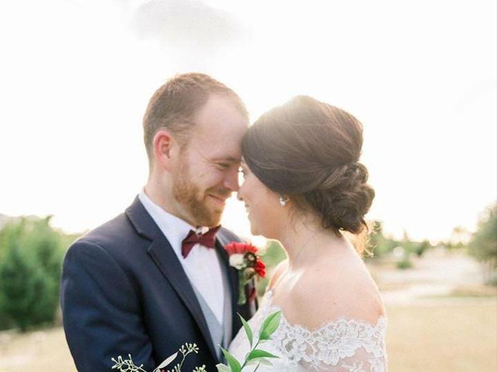 Tmx 1538953703 533edee8f2cd5694 Bride Groom Shot 1 The Colony, Texas wedding florist