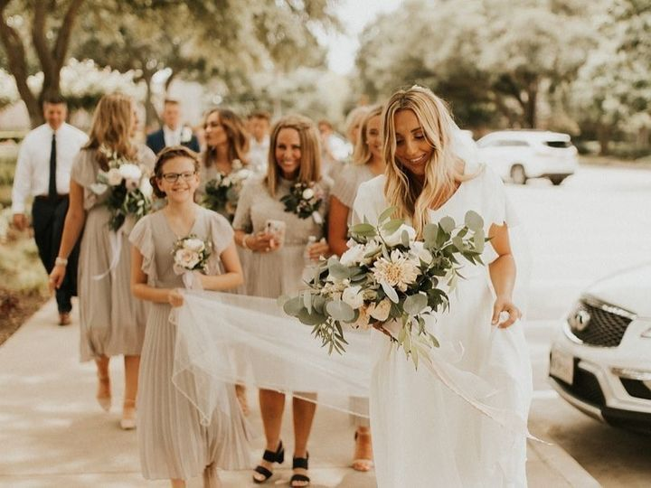 Tmx Bridal Party 1 51 787753 1569461164 The Colony, Texas wedding florist