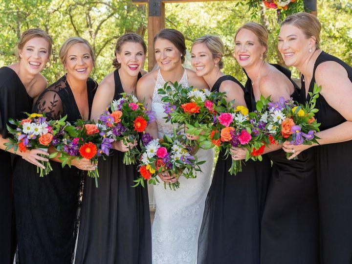 Tmx Bridal Party 1 51 787753 1569462737 The Colony, Texas wedding florist