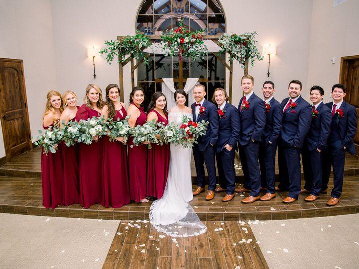 Tmx Bridal Party 2 51 787753 V2 The Colony, Texas wedding florist