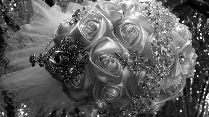 Bedazzled bouquet