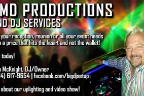 TMD Productions and DJ Services
