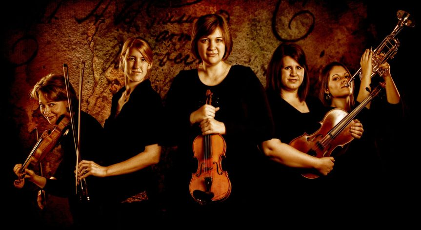 String instruments for events